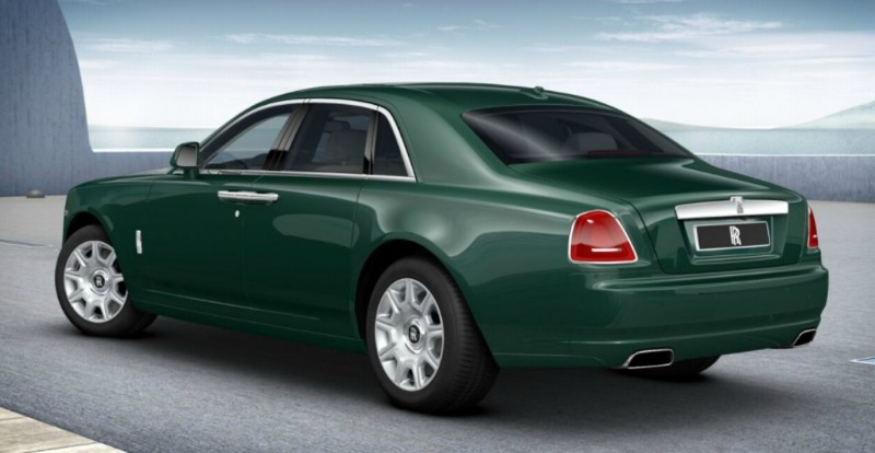 CarRevsDaily.com - 2014 Ghost V-Specification Builder With Exterior and Int Color Samples 69