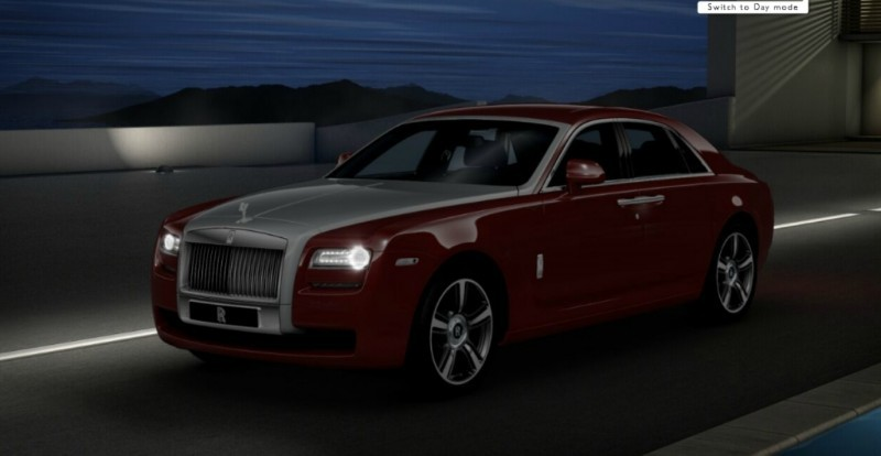 CarRevsDaily.com - 2014 Ghost V-Specification Builder With Exterior and Int Color Samples 7