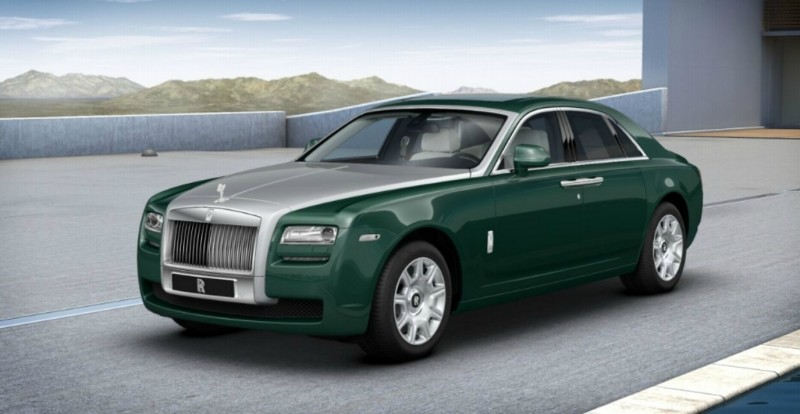 CarRevsDaily.com - 2014 Ghost V-Specification Builder With Exterior and Int Color Samples 70