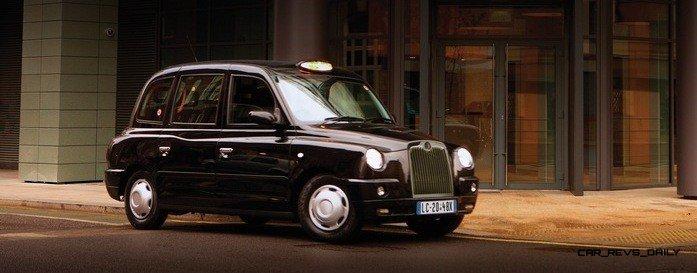 CarRevsDaily.com - Future Taxi Faceoff - Nissan Taxi4London vs BM TX4 vs Ford Transit Connect 13