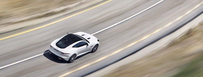 Jaguar Makes a WINNER!  2015 F-type R Coupe Debut11