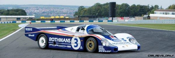RM Auctions Paris Feb 2014 - 1982 Porsche 956 Group C ...