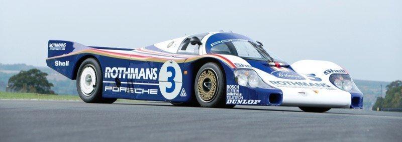RM Auctions Paris Feb 2014 - 1982 Porsche 956 Group C Sports-Prototype 21