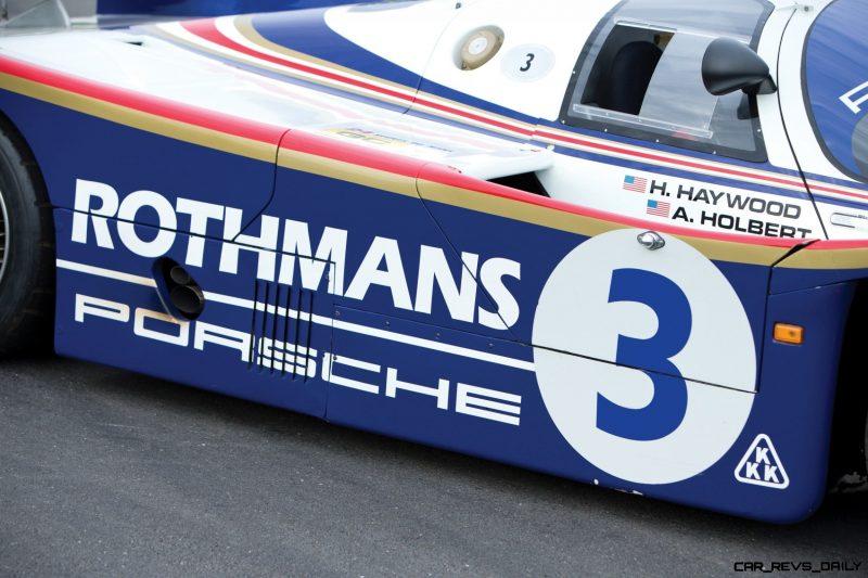 RM Auctions Paris Feb 2014 - 1982 Porsche 956 Group C Sports-Prototype 7
