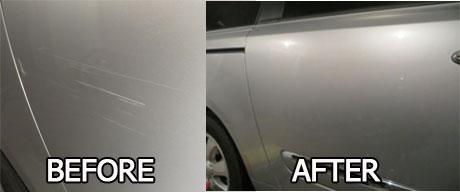 Auto scratch remover