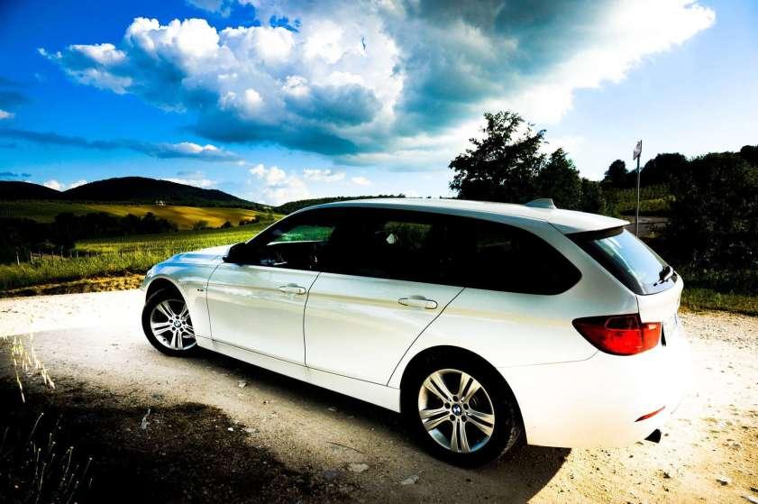 BMW 316d SPORT, MONTEFALCO SET © mrlukkor