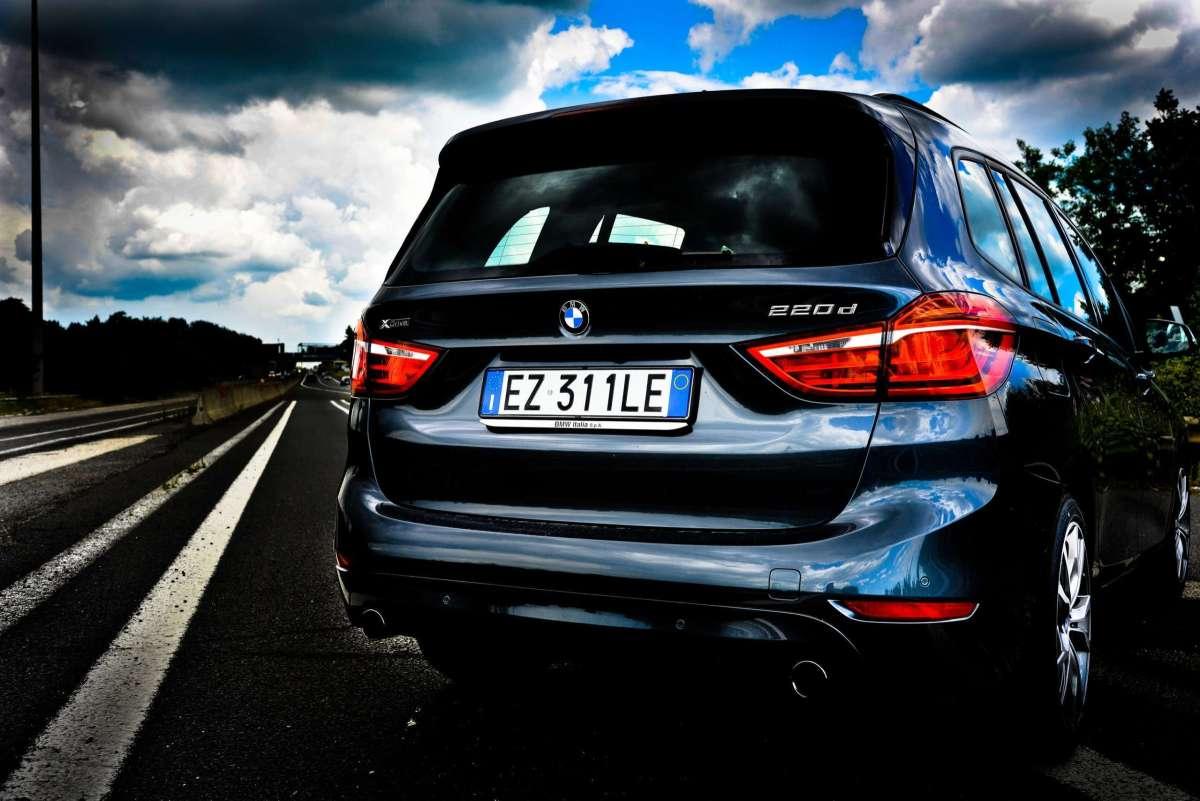 BMW SERIE 2 Gran Tourer © lucaromanopix