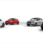 Audi A1、2つの特別仕様車