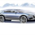 アウディ,斬新なデザインのコンパクトスポーツカー
