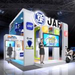 JAF、東京モーターショーステージ生ドラマを毎日ライブ配信