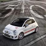 「アバルト 595」 の50 周年記念限定車、世界限定299 台のうち日本には50 台導入