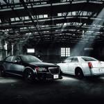 「クライスラー・300 Black & White」と新型ナビを搭載した新たなグレード設定