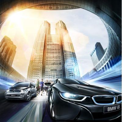 BMW i8001