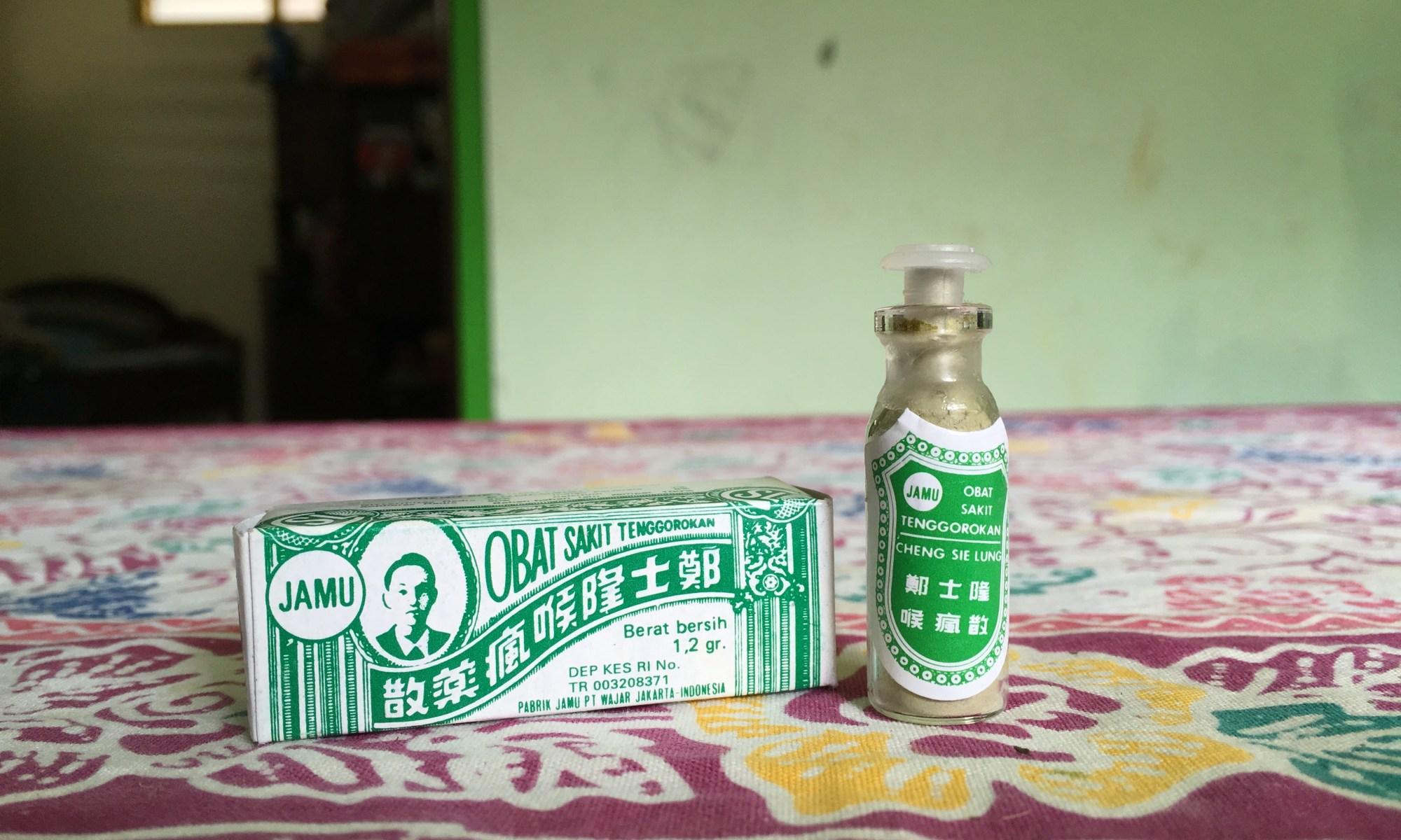 Obat China Obat Sakit Tenggorokan