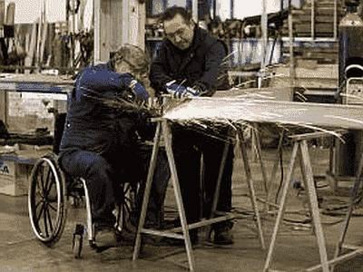 discapacidad empleo