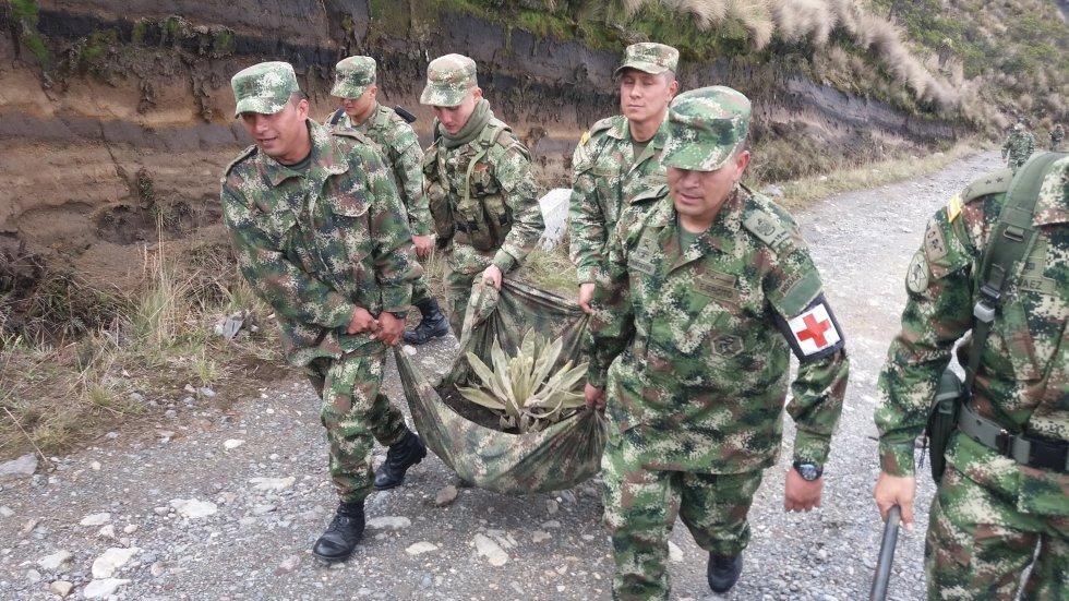 Resultado de imagen para batallón ayacucho sanidad