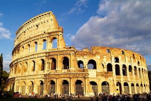 Imagen del coliseo romano