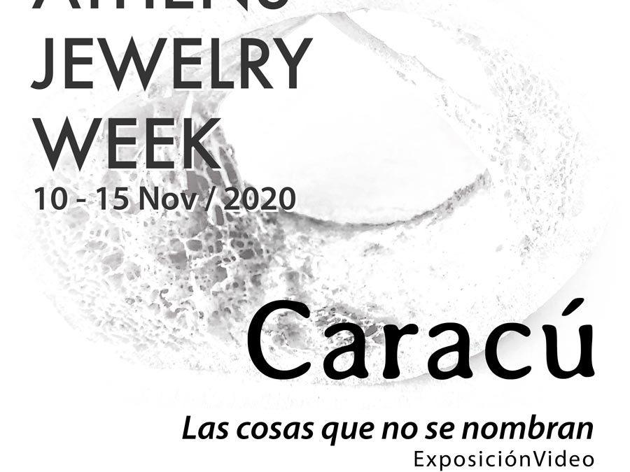 ¡¡¡Nos presentamos en la Athens Jewelry Week!!!