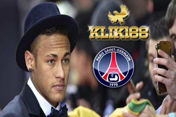 Neymar Dilaporkan Capai Kesepakatan Personal Dengan PSG