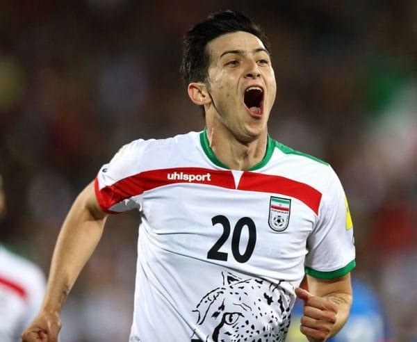 Selangkah Lagi Kapten Timnas Iran Akan Bergabung Dengan Lazio