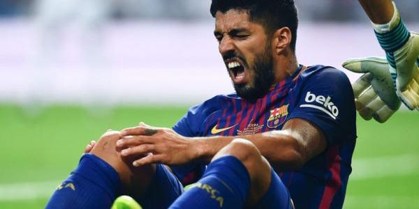 Kehilangan Luis Suarez Melengkapi Mimpi Buruk Barcelona