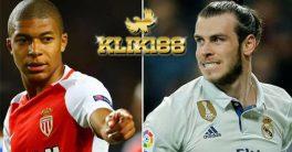 Presiden Real Madrid Akan Jual Bale Demi Mbappe
