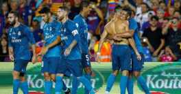 Real Madrid Taklukkan Barcelona 3-1 di Camp Nou