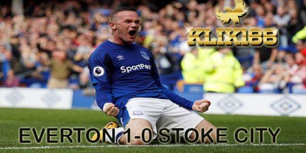 Rooney Bangga Cetak Satu-Satunya Gol Ke Gawang Stoke City