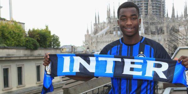 Inter Milan Sukses Datangkan Yann Karamoh Dari Caen