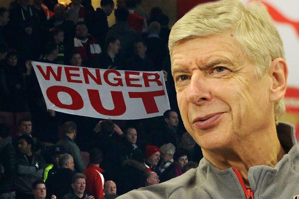Wenger Akhirnya Ungkapkan Alasannya Bertahan Di Arsenal