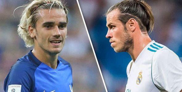 Manchester United Kembali Mengincar Griezmann dan Bale