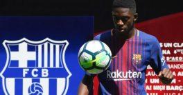 Dembele Bakal Kembali Memperkuat Barcelona Dua Pekan Mendatang