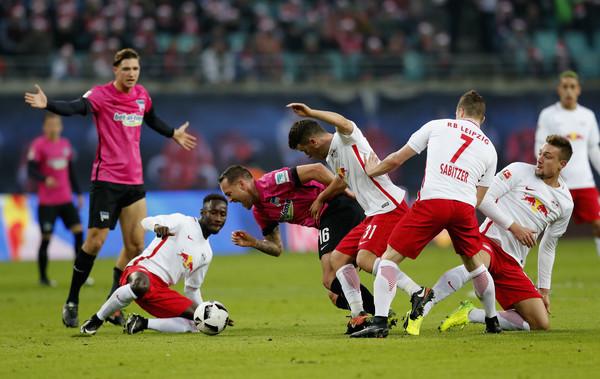 Prediksi Skor RB Leipzig vs Hertha Berlin 18 Desember 2017