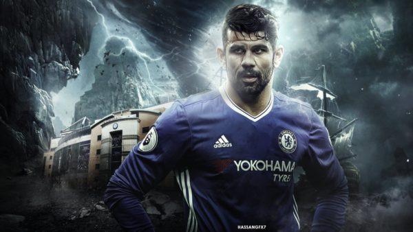 Manajemen Chelsea Cabut Status Pembekuan Diego Costa