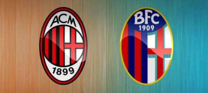 Prediksi AC Milan vs Bologna 11 Desember 2017