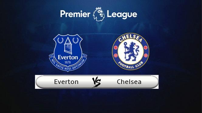 Prediksi Skor Everton vs Chelsea 23 Desember 2017