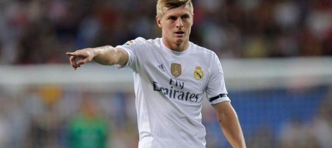 Real Madrid Berencana Melepas Kross Ke Manchester United
