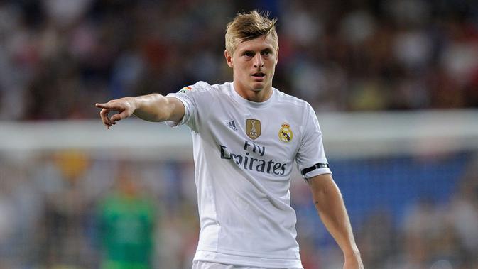 Real Madrid Berencana Melepas Kross Ke Manchester United