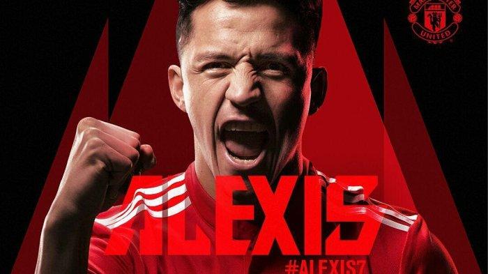 Sanchez Bangga Jadi Pertama Chile Yang Bergabung Dengan MU