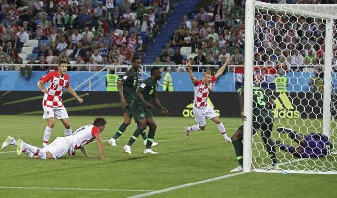 Nigeria Kalah Oleh Kroasia Kini Target Menang Lawan Argentina