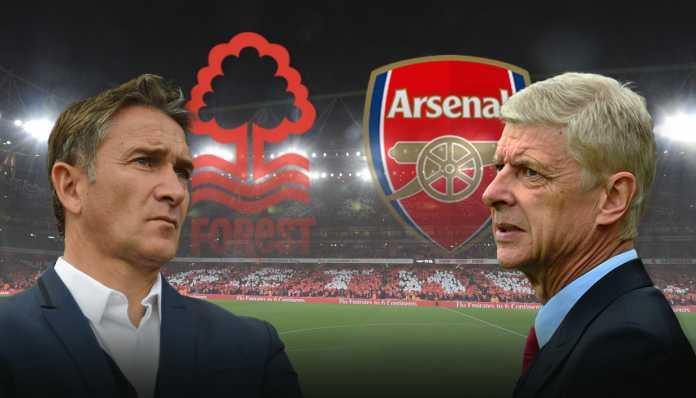 Prediksi Nottingham Forest vs Arsenal 07 Januari 2018