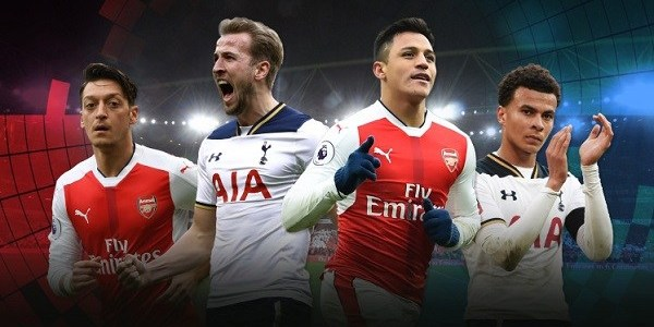 Prediksi Bola Arsenal vs Tottenham Hotspur 18 November 2017