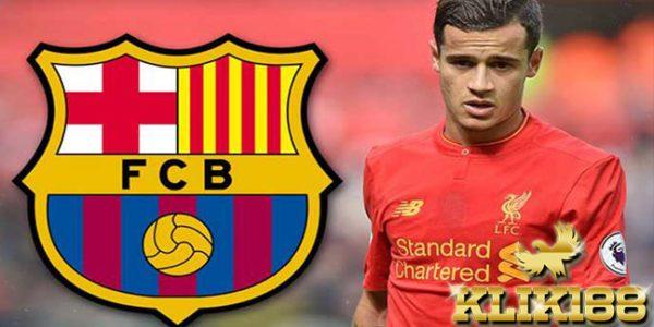 Barcelona Yakin Segera Dapatkan Tanda Tangan Coutinho