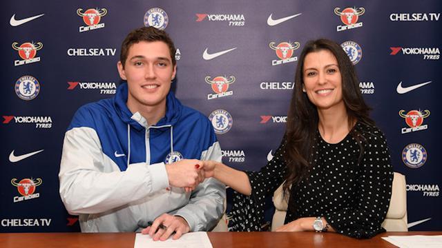 Chelsea Resmi Perpanjang Kontrak Christensen Hingga Tahun 2022