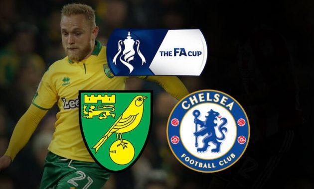 Prediksi Skor Norwich City vs Chelsea 07 Januari 2018