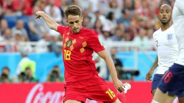 Laporan Pertandingan Sepakbola Timnas Inggris VS Timnas Belgia