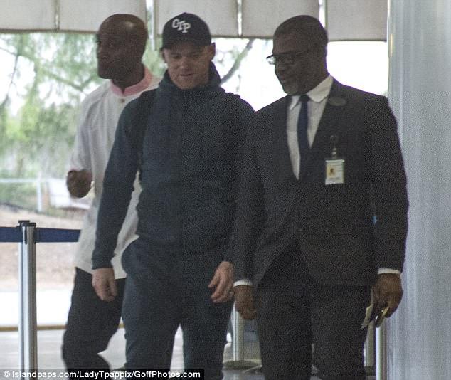 Wayne Rooney Berangkat Menuju Washington Untuk Bahas Kontrak