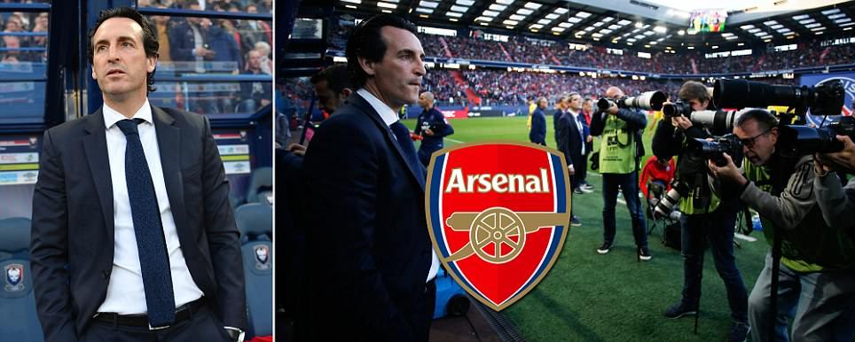 Unai Emery Diangkat Sebagai Manajer Baru Oleh Arsenal