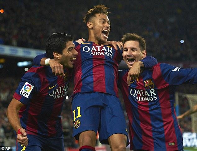 Neymar Utarakan Keinginan Untuk Kembali Bermain Di Barcelona