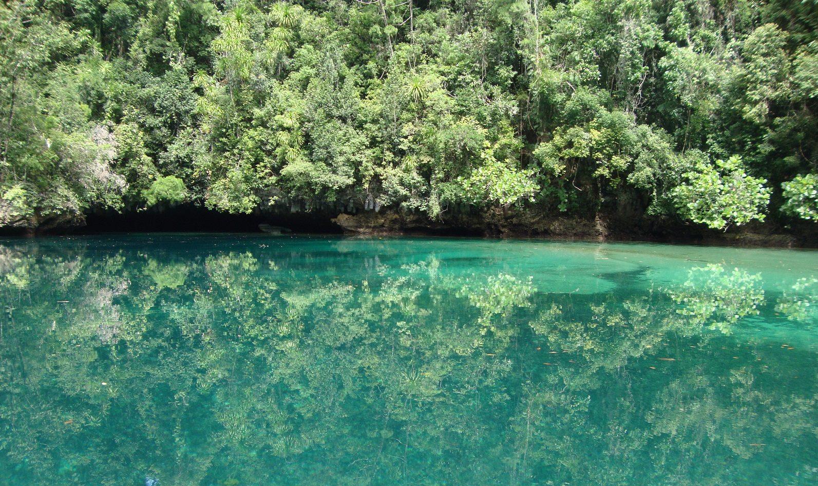 sohoton cove, bucas grande islands